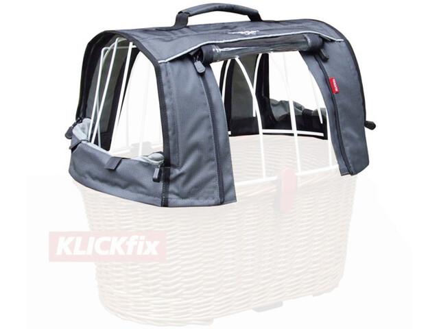 KlickFix overtræk til Doggy Basket grå (2019) | shoecovers_clothes